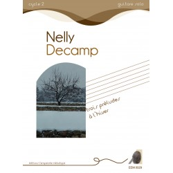 Nelly Decamp - trois...