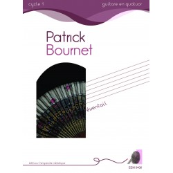 Patrick Bournet - Eventail