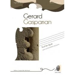 Gérard Gasparian - Burlesque